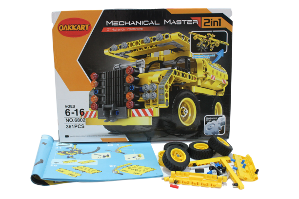 Oakkart-STEM-Toy-Building-Sets-for boys and girls-CHILDREN-CONSTRUCTION-TOYS for boys 8-12 year old, best birthday gift ideas